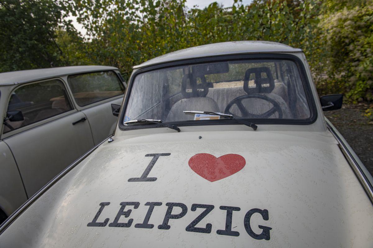 Image - Zurück aus Leipzig
